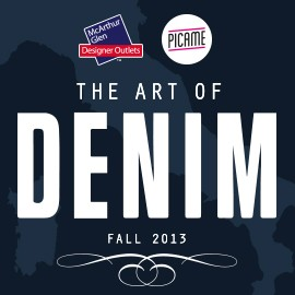 PICAME x McArthurGlen – The Art Of Denim