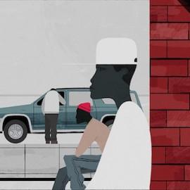 L'omaggio video illustrato alla serie cult The Wire