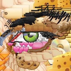I ritratti pop disegnati con le Emoji di Yung Jake