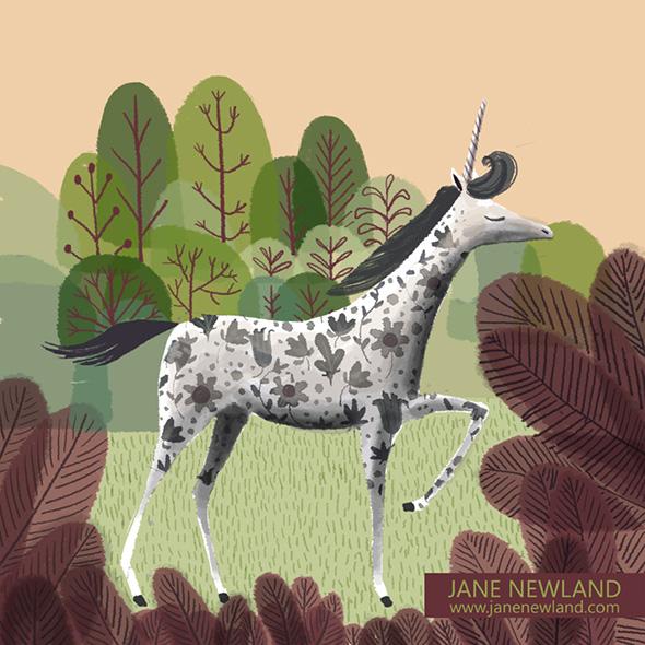 Perdersi nella natura con Jane Newland - Picame
