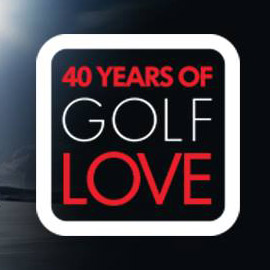 VW Golf. Una storia d'amore lunga 40 anni.