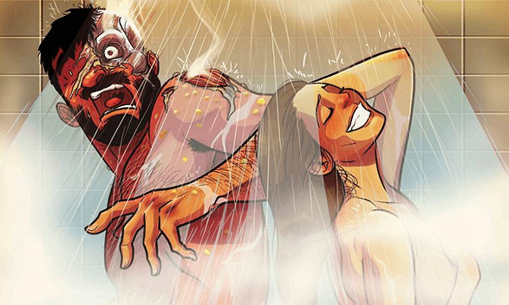 Gioie e dolori della vita di coppia nelle divertenti vignette di Yehuda Devir