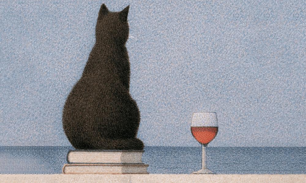 Le illustrazioni malinconiche e sognanti di Quint Buchholz