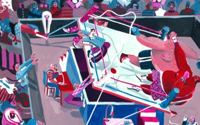 """A chiacchiera con Francesco Fidani, vincitore del """"SUPER"""" concorso di illustrazione Tapirulan 2019"""