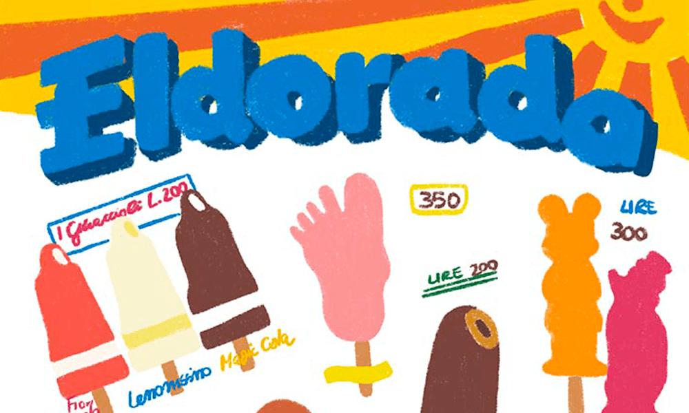 I prodotti più amati degli anni '80-'90 diventano illustrazioni pop: Supercandystudio