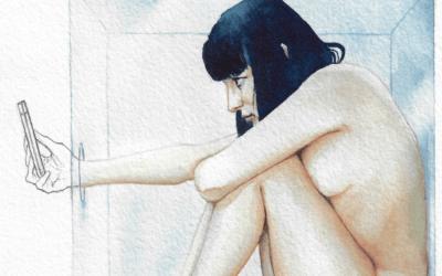 Mauro Mazzara ha realizzato decine di ritratti di persone sconosciute catturate nella loro intimità (NSFW)