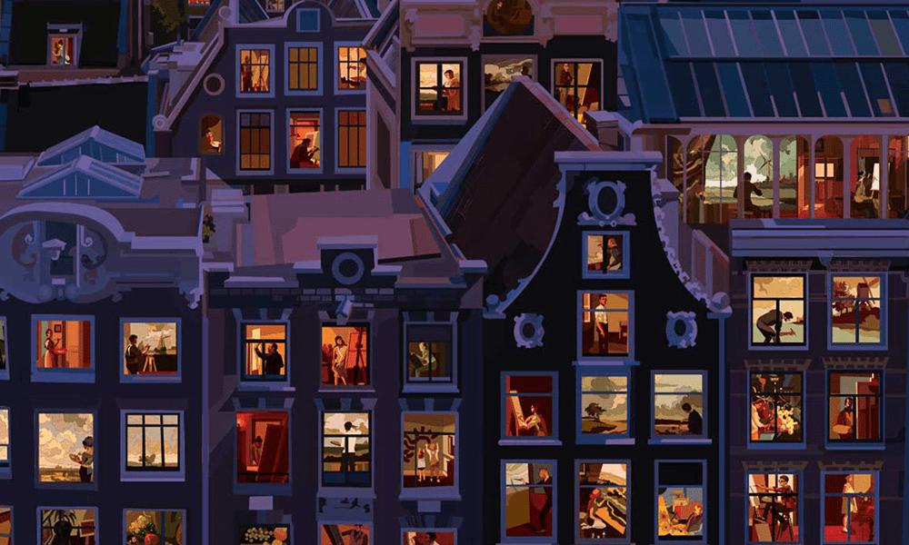Pierpaolo Rovero è entrato nelle case di tutto il mondo e le ha illustrate una per una – Intervista