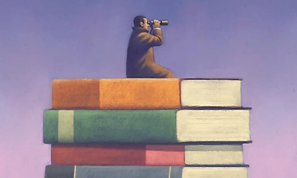 La raccolta delle più belle illustrazioni sui libri – Capitolo 6