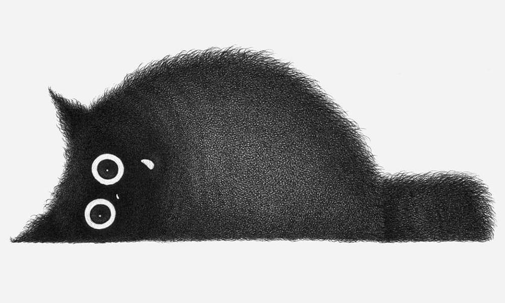 Le irresistibili palle di pelo di Purr In Ink