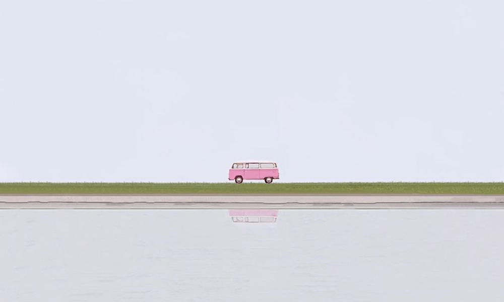 Il minimalismo fotografico di Charlotte van Driel
