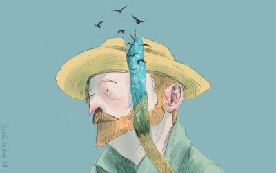 Tra canzoni, arte e fumetto: il mondo Roby il Pettirosso