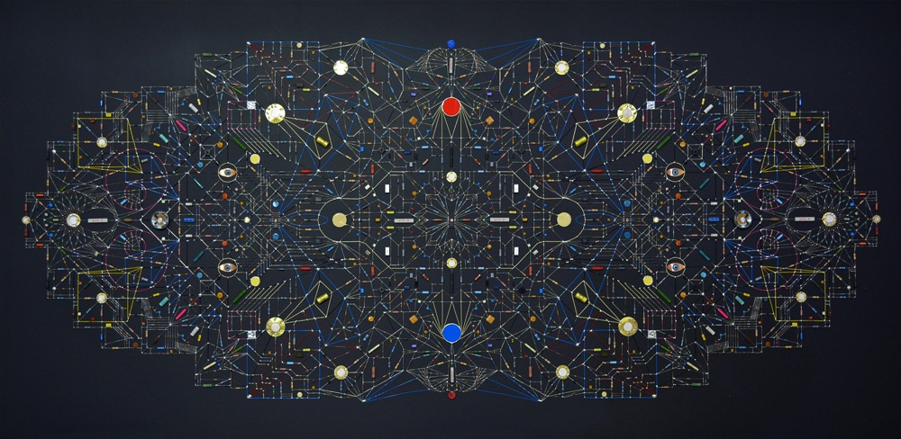 leonardo ulian picame technological mandala seven eyes