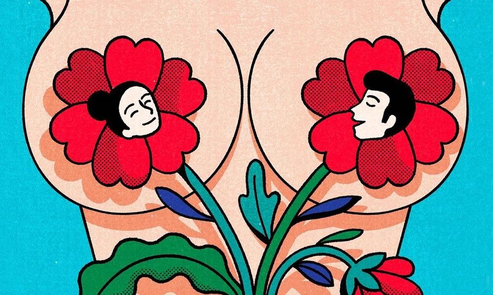 Usare i colori come terapia per l'ottimismo: Antonio Colomboni