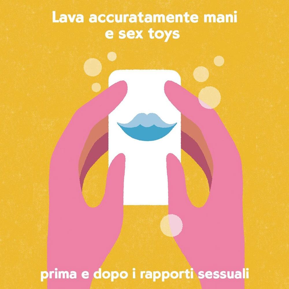 antonio colomboni picame safe sex