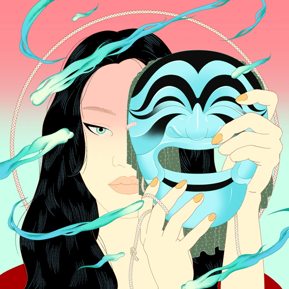 jee-ook choi picame ep cover peggy gou gudu records