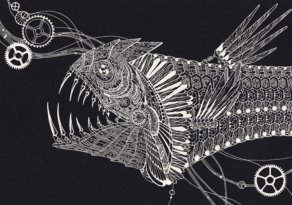 masayo fukuda picame abyssal fish