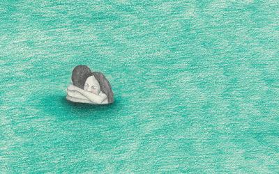 Memoria e sentimento nei disegni e nei fotocollage di Valeria Puzzovio