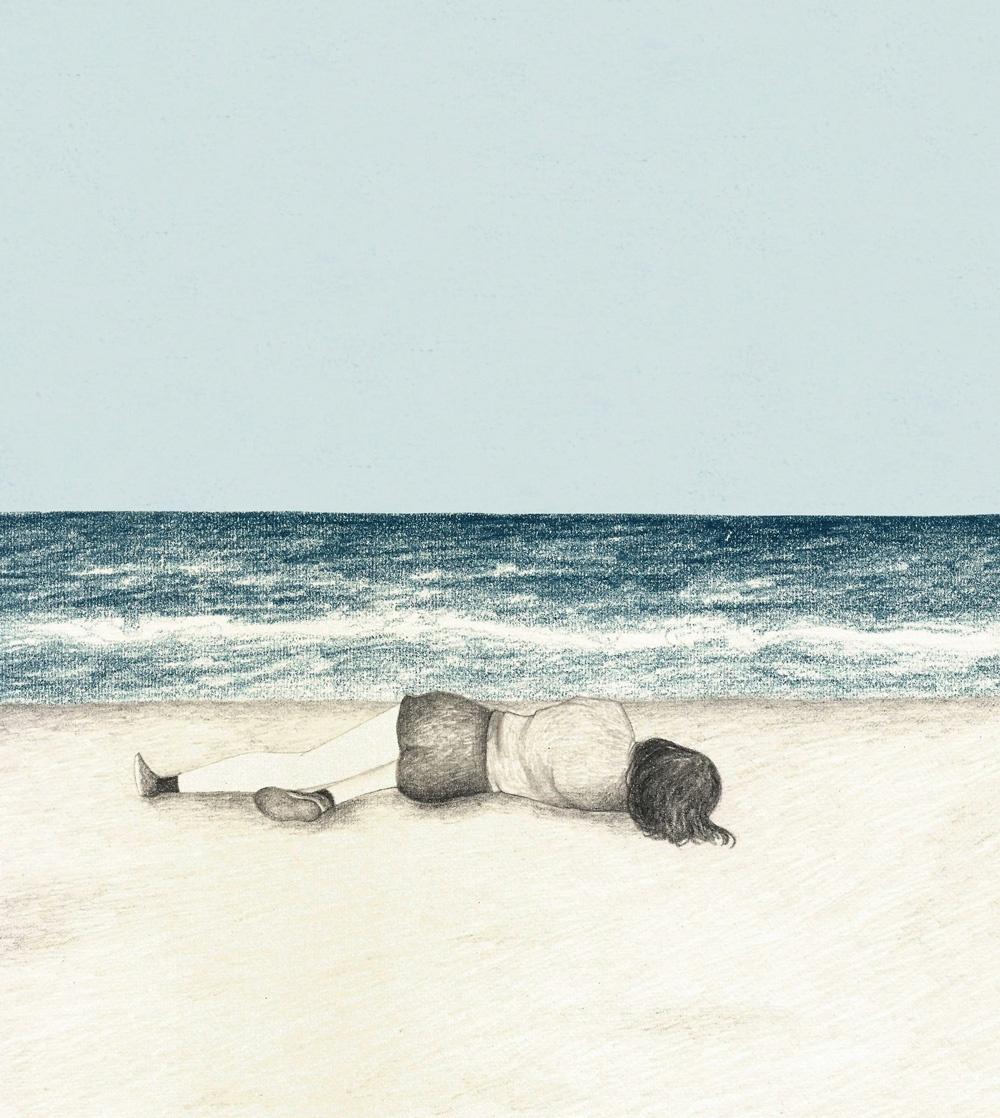 valeria puzzovio picame spiaggia