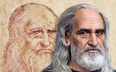 Becca Saladin cambia il look dei personaggi storici proiettandoli nel ventunesimo secolo