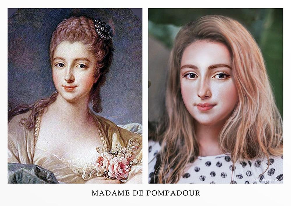 becca saladin royalty now picame madame de pompadour