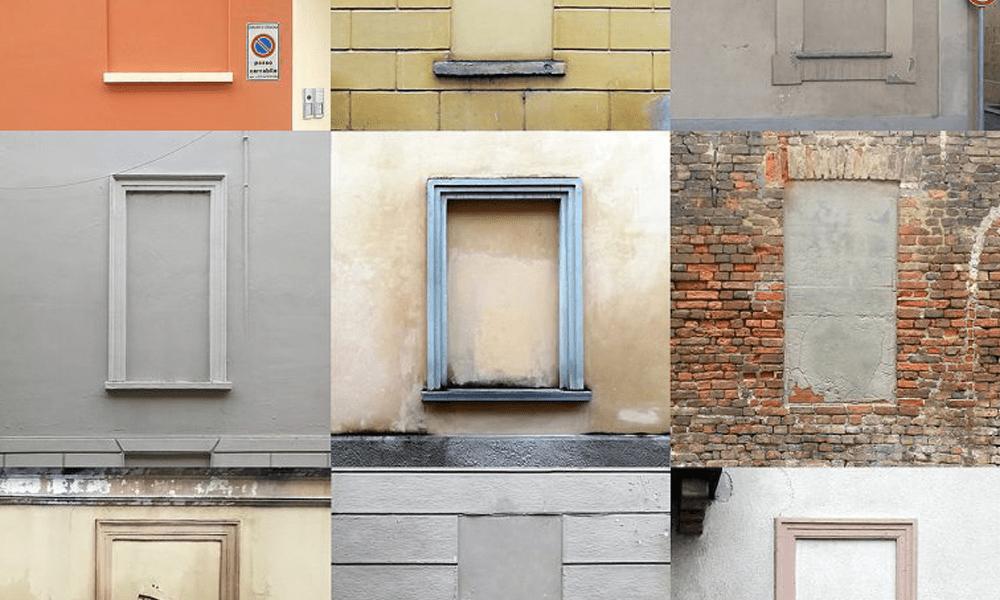 Un progetto di illustrazione per dare nuova vita alle finestre murate
