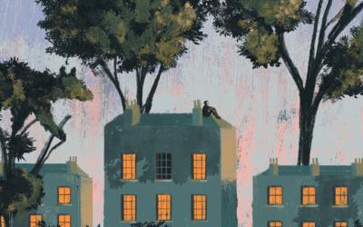 Un invito al rispetto dell'ambiente nelle illustrazioni di Lida Ziruffo