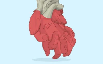 Amore, sesso e debolezze umane nelle illustrazioni pungenti di Álvaro Castro (NSFW)