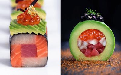 Un giovane chef americano sta innalzando l'arte del sushi a un nuovo livello