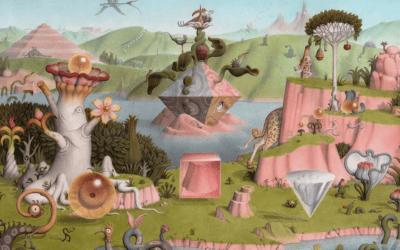 Misteri, viaggi immaginari e altre storie fantastiche di Daniele Castellano