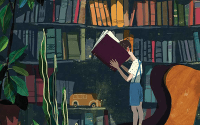 Disegnare con la spontaneità di un bambino: intervista a Victoria Semykina