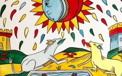 La potente simbologia dei Tarocchi di Marsiglia ha ispirato il nuovo progetto di Chiara Dattola