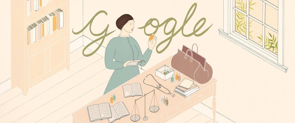harriet lee-merrion picame google doodle elizabeth blackwell