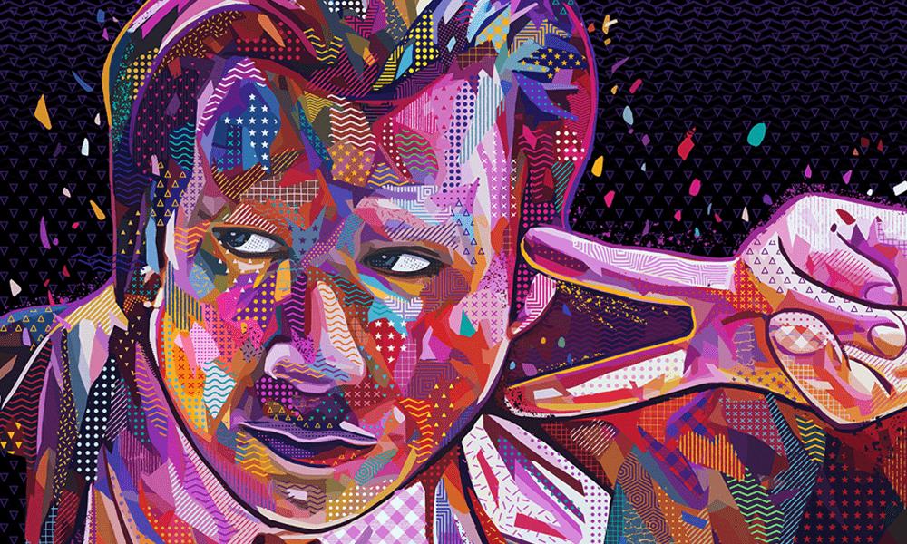 La perfetta fusione tra pop-art e technicolor nelle illustrazioni di Alessandro Pautasso