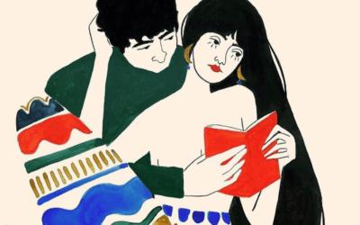 La raccolta delle più belle illustrazioni sui libri – Capitolo 7