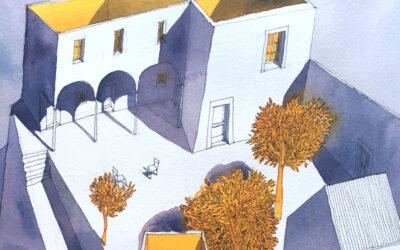 """Racconti di vita vissuta o possibile: le """"architetture di carta"""" di Cristina Cassanmagnago"""