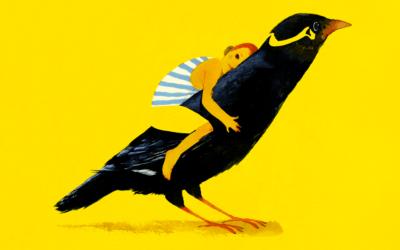 Ostinato Sguardo: intervista a Gianluca Folì sui suoi primi vent'anni nel mondo dell'illustrazione