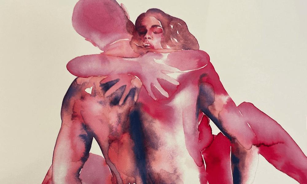 Tutta la potenza dell'eros al femminile negli acquerelli di Tina Maria Elena (NSFW)