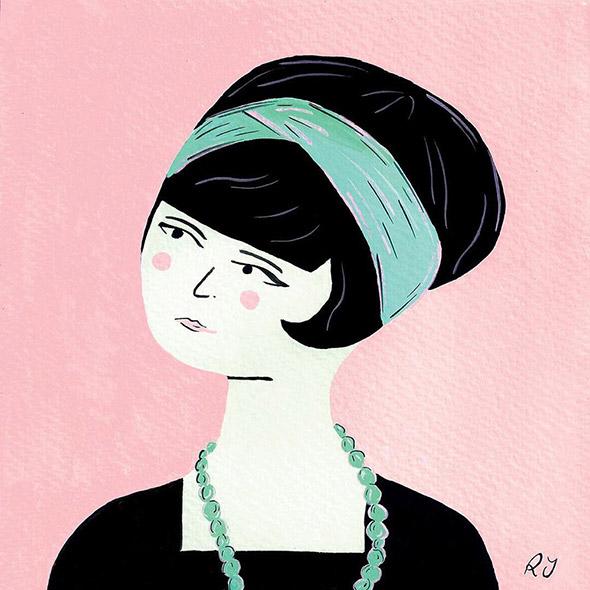 Un progetto collettivo per celebrare le donne: 365 Mujeres Ilustradas