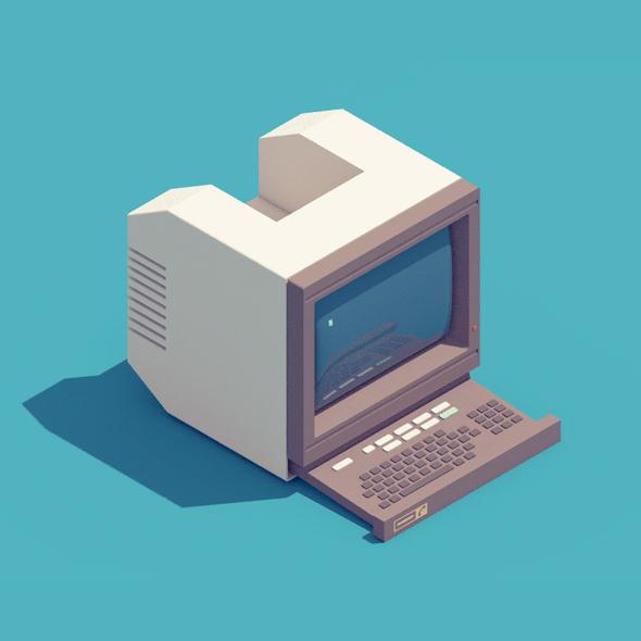 Le GIF tributo alle icone tecnologiche degli Anni '90