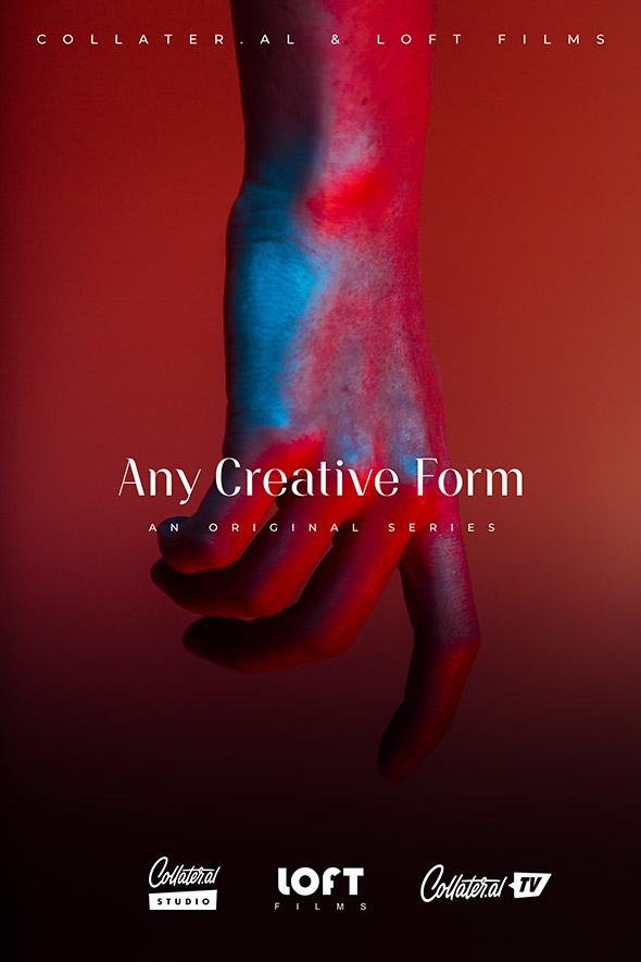 Any Creative Form: la docu-serie di Collateral e Loft Films che racconta i creativi