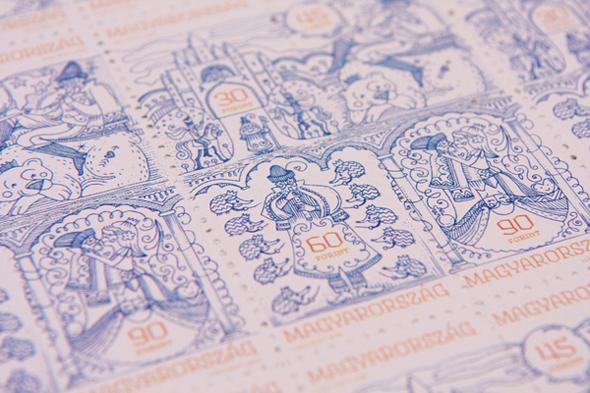 Boglárka Nadi's Stamp