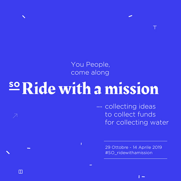 SO_RideWithAMission: un contest per portare l'acqua potabile in Senegal