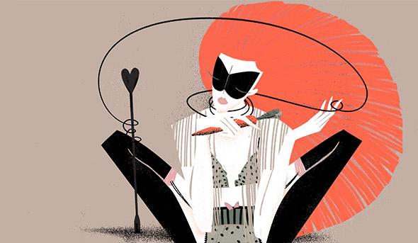 Sara Ciprandi racconta come nascono le sue illustrazioni raffinate