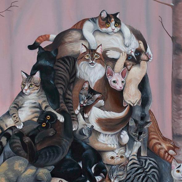 Storie di gatti, dinosauri e lama