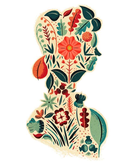 Le illustrazioni di Adam Hancher