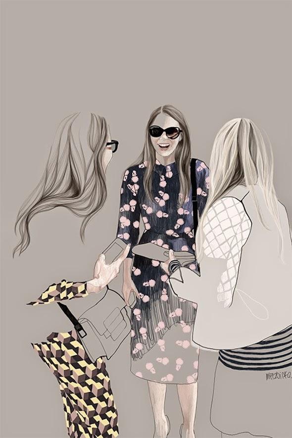 Le illustrazioni di Agata Wierzbicka