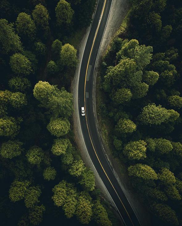 Le spettacolari foto aeree di Airpixels