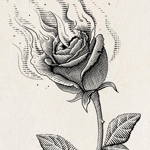 L'illustratore Andrea De Luca ha riportato alla luce l'antica arte dell'incisione