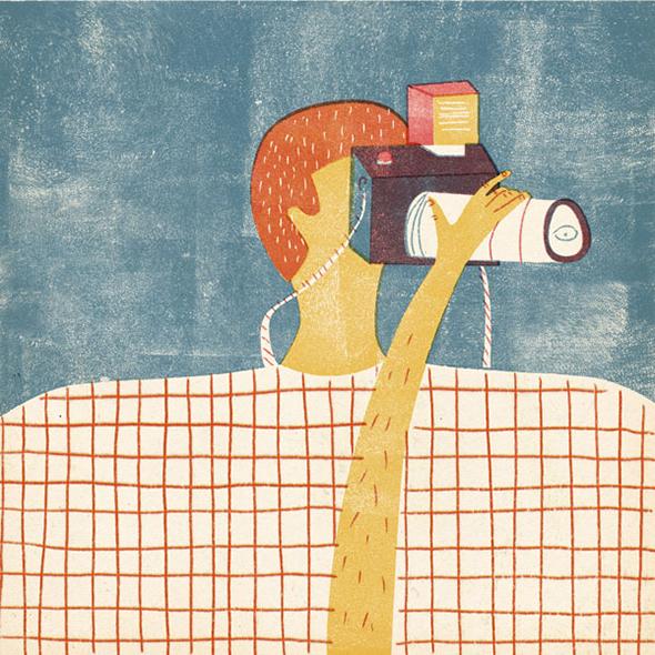 Le illustrazioni di Barbara Dziadosz