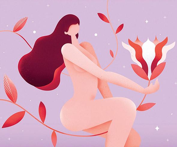La sensualità a tinte pastello di Bárbara Malagoli